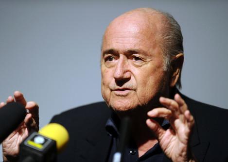 Sepp Blatter File Photo