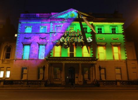 30/12/2015. New Years Festivals Luminosity