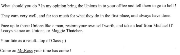 unions hells
