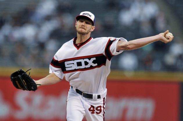 White Sox Red Sox Trade Baseball