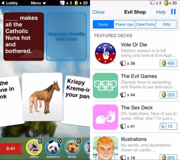 In need of a good party game? These smartphone apps will
