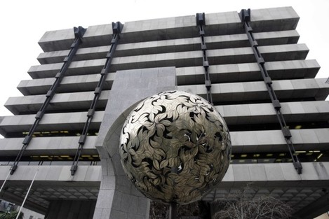 File Photo The Central Bank has opened the sales process for its Dame Street premises, which consists of the tower building and commercial buildings in Dublin city centre. Estate agent Lisney will offer the buildings for sale in one or more lots. Reports