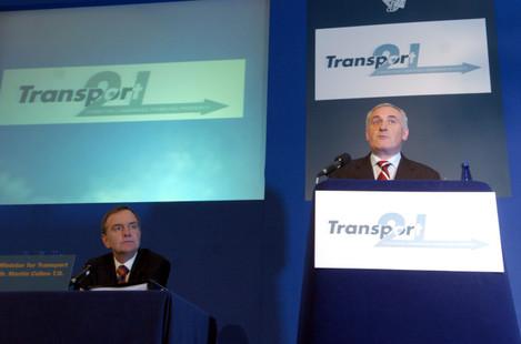 Transport 21 Launch