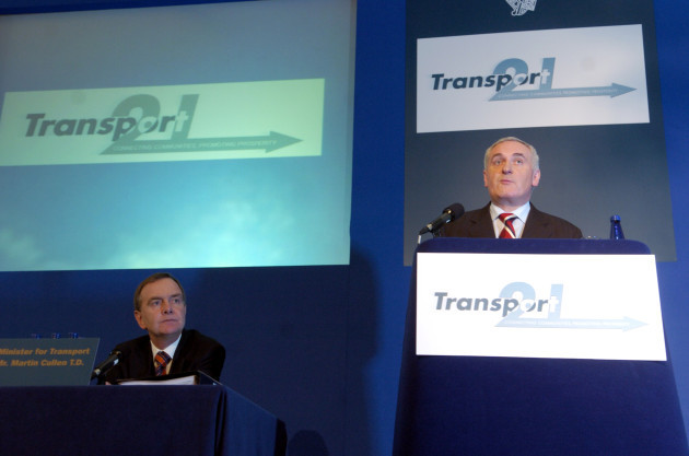 Transport 21 Launch