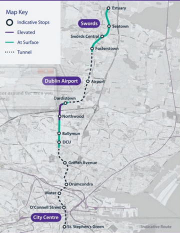 metro north map