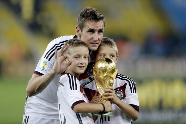 Germany Soccer Klose