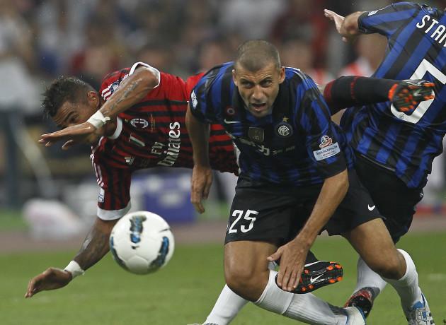 China Italian Super Cup Soccer