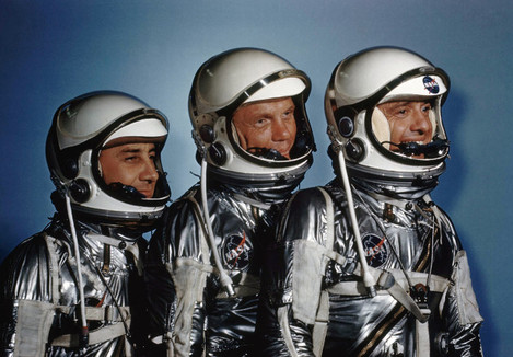 Astronaut Tribute