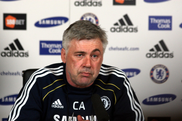 Soccer - Chelsea Press Conference - Cobham Training Ground