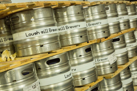Lough Gill Brewing Photo: James Connolly 18OCT16
