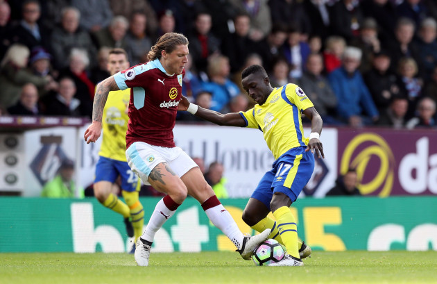 Burnley v Everton - Premier League - Turf Moor