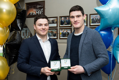 Leinster Championship 2016 Players' of the Year Medal Presentation