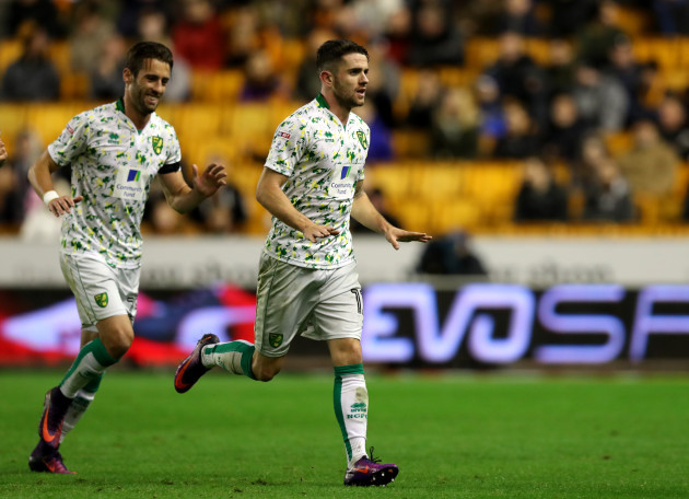 Wolverhampton Wanderers v Norwich City - Sky Bet Championship - Molineux
