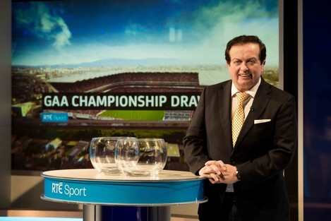 Marty Morrissey on The Sunday Game Championship Draw