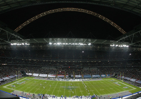 American Football - NFL - Miami Dolphins v New York Giants - Wembley Stadium