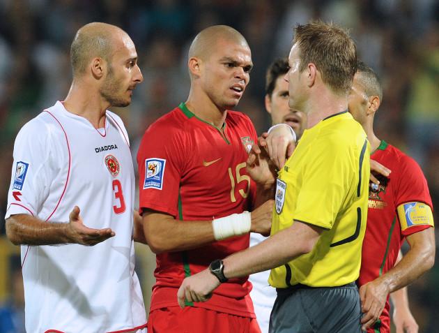 Portugal Malta WCup Soccer