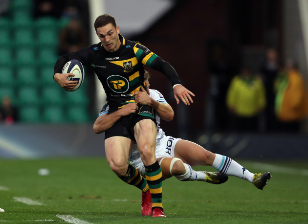 Northampton Saints v Montpellier - European Champions Cup - Pool Four - Franklin's Gardens