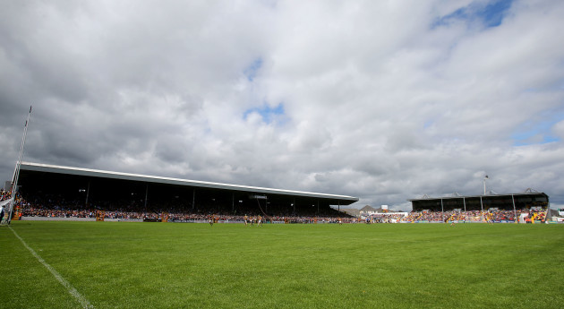 A view of Nowlan Park