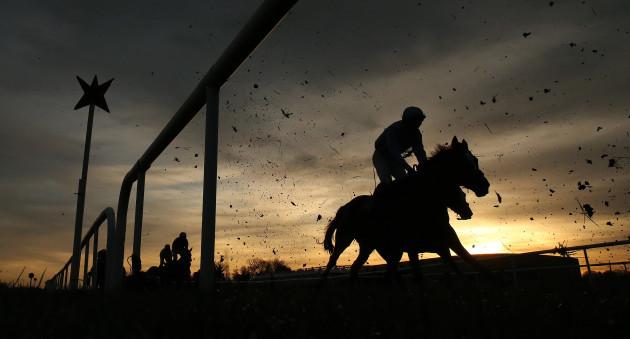 John Durkan Memorial Chase Day - Punchestown Racecourse
