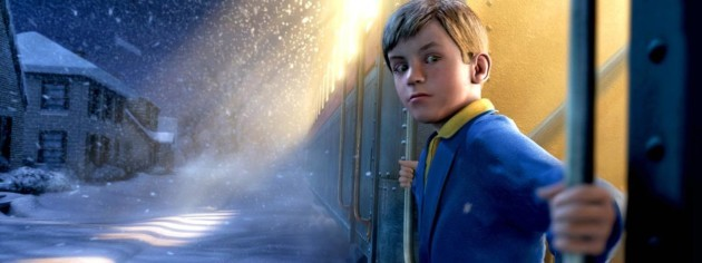 Scenes from The Polar Express
