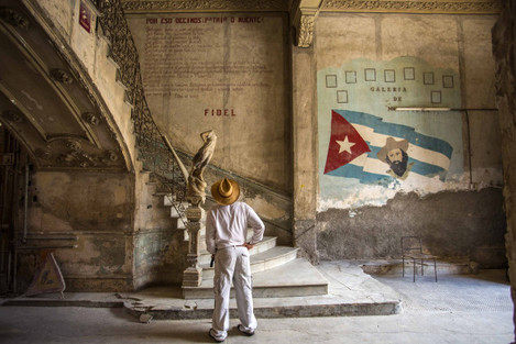 Cuba Fidel at 90
