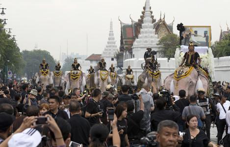 Thailand Elephants King