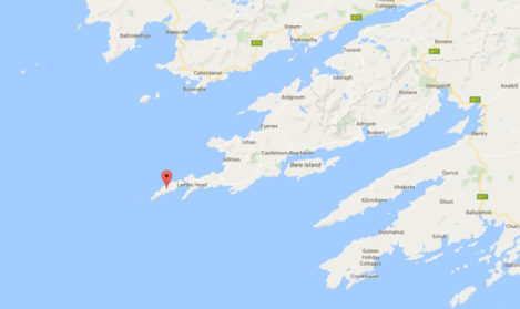 dursey island off west cork