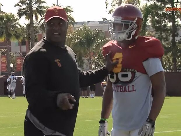 martin-played-in-just-three-nfl-games-in-four-seasons-before-spending-two-seasons-in-the-cfl-he-is-now-the-offensive-coordinator-for-the-usc-trojans-after-first-being-hired-as-their-wide-receivers-coach-in-2012