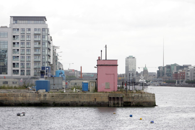 Whatever happened to    U2's skyscraper in Dublin's docks?