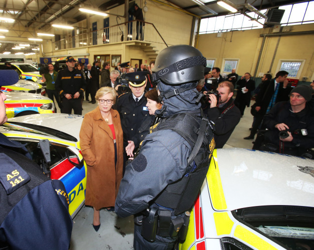 14/12/2016 New Crime unit. Fine Gael Minister for