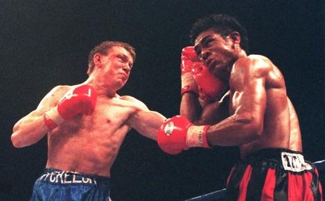 Boxing McCreesh/Lueshing