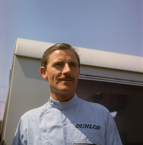 Motor Racing - Graham Hill