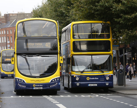 27/9/2016 Dublin Buse Strike Called Off