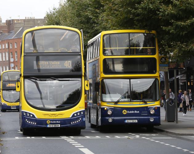 27/9/2016 Dublin Buse Strike Called Off