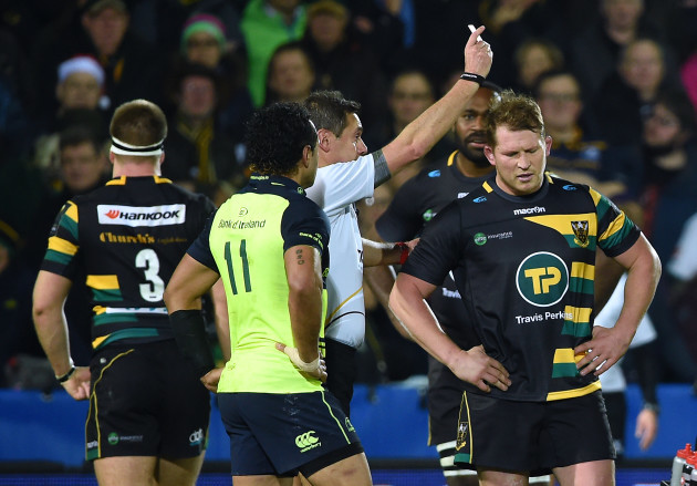 Northampton Saints v Leinster Rugby - European Champions Cup - Franklin's Gardens