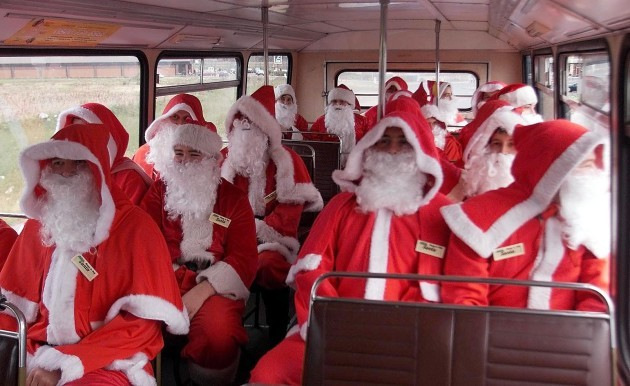 CONSUMER Santa