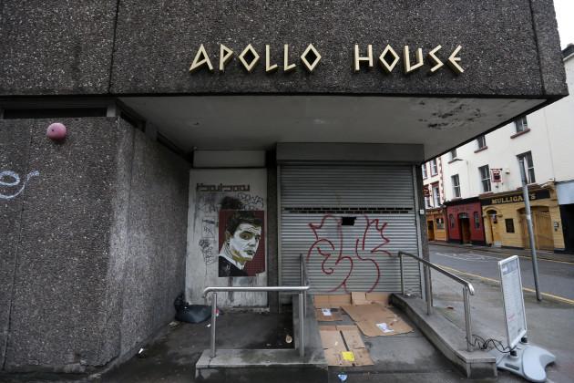 16/12/2016. Apollo House. Pictured Apollo House wh