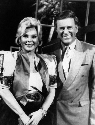 Television - Wogan in Hollywood Filming - Los Angeles