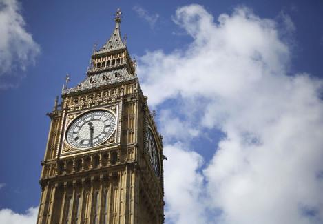 Big Ben repairs