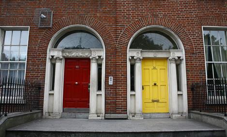 Dublin's Doors