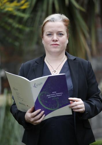 19/12/2016. Rape Crisis Network Ireland Report. Ra