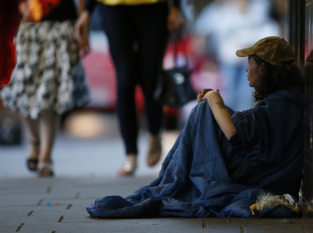 Homeless people could be criminalised for accepting food donations