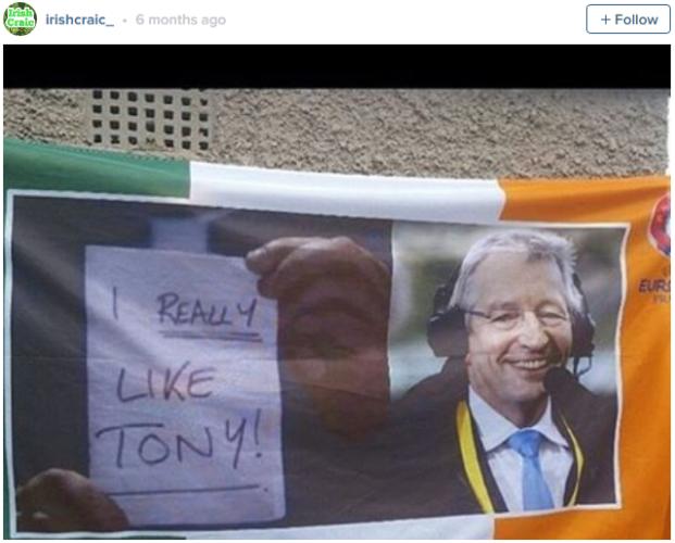 Tony flag