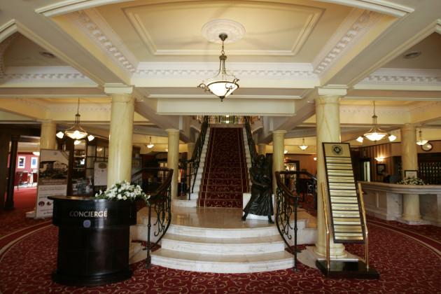 10/5/2011 The Slieve Russell Hotel in Cavan