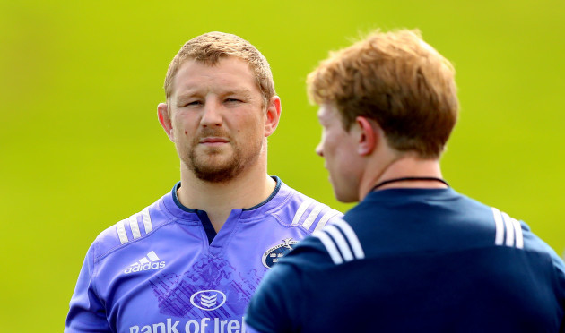 John Andress and Jerry Flannery