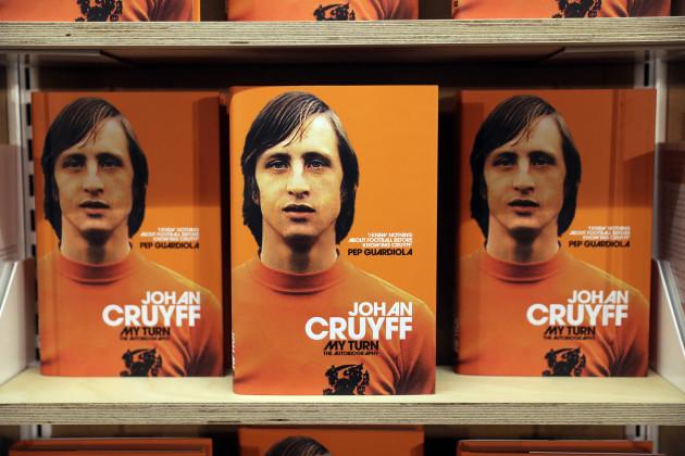 Britain Cruyff Book