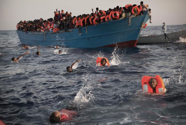 Europe Libya Migrants