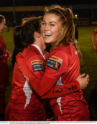 Shelbourne v UCD Waves - Continental Tyres Women's National League