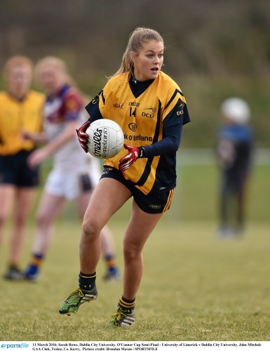 Unversity of Limerick v Dublin City University - O'Connor Cup Semi-Final