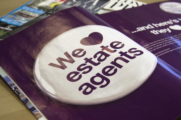We ♥ estate agents